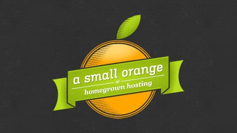 A Small Orange Coupons Logo