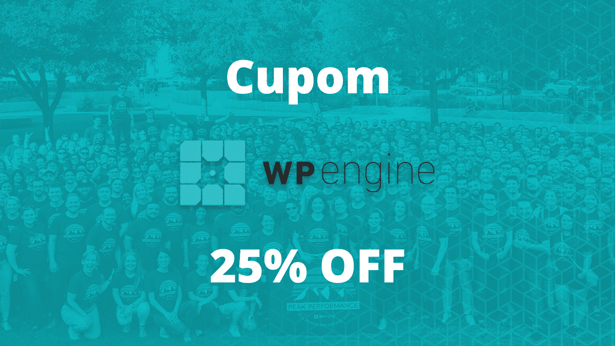 Cupom WP Engine
