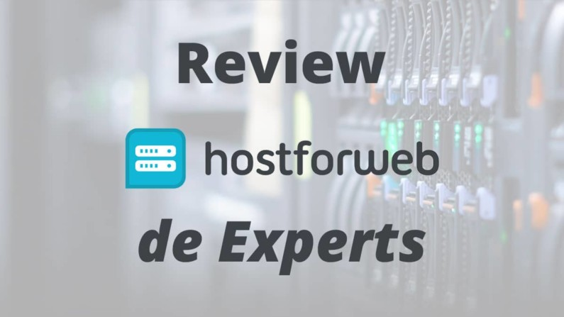 HostForWeb | Review de Experts 2021 | Servidor, Hospedagem