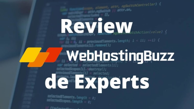 WebHostingBuzz | Review de Experts | Hospedagem | 2021